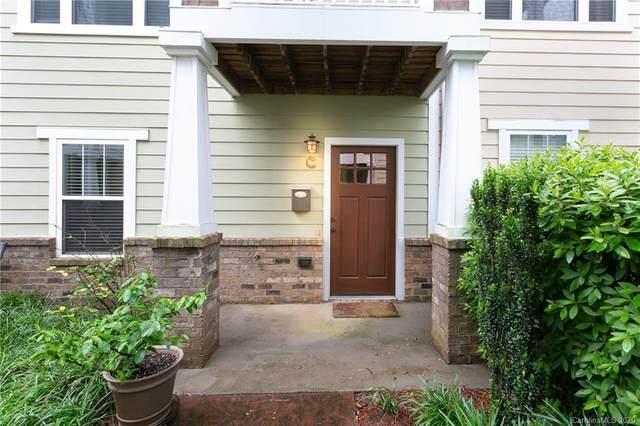 1733 Matheson Avenue C, Charlotte, NC 28205 (#3623951) :: Keller Williams South Park