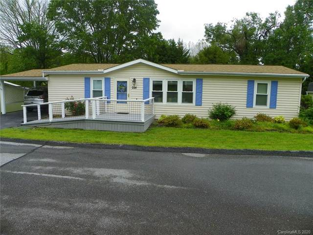 224 Cranbrook Circle, Hendersonville, NC 28792 (#3623981) :: Keller Williams South Park