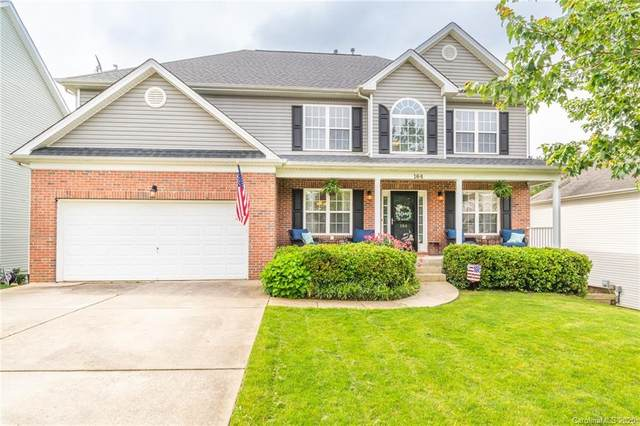 164 Elba Drive, Mooresville, NC 28115 (#3624009) :: Carlyle Properties