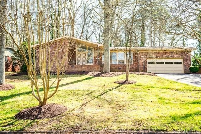 151 Lilly Avenue, Salisbury, NC 28144 (#3624028) :: Rinehart Realty