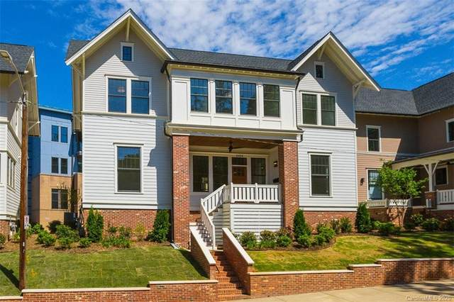 2422 Marshall Place, Charlotte, NC 28203 (#3624044) :: Keller Williams South Park