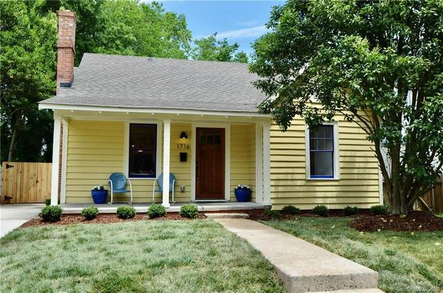 1716 Merriman Avenue, Charlotte, NC 28203 (#3624078) :: Rowena Patton's All-Star Powerhouse