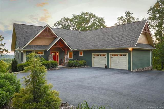 242 Shadow Run Road, Hendersonville, NC 28792 (#3624080) :: Robert Greene Real Estate, Inc.