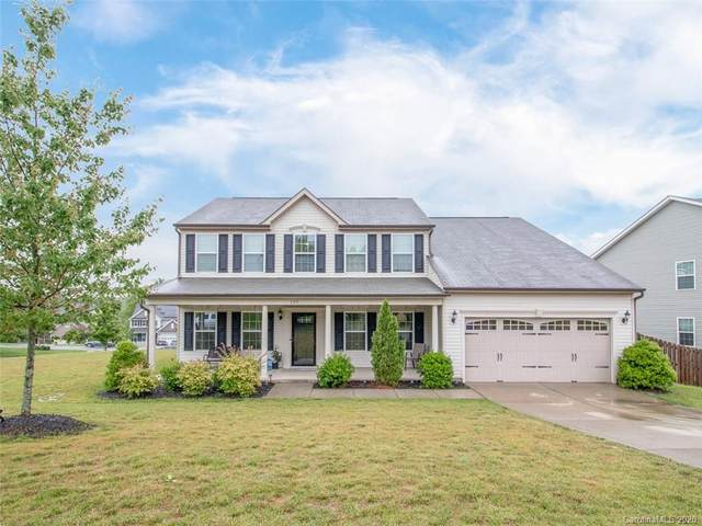 105 Alborn Drive, Mooresville, NC 28115 (#3624083) :: Carlyle Properties