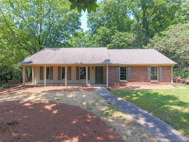 4414 Woods End Lane, Charlotte, NC 28277 (#3624110) :: Stephen Cooley Real Estate Group