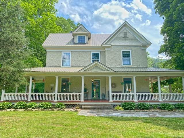 433 Lance Avenue, Hot Springs, NC 28743 (#3624127) :: The Sarver Group