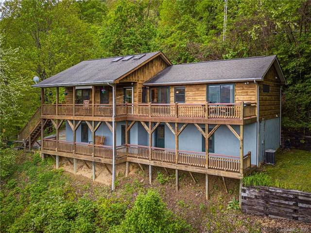 1426 Setzer Cove Road, Maggie Valley, NC 28751 (#3624141) :: Carlyle Properties