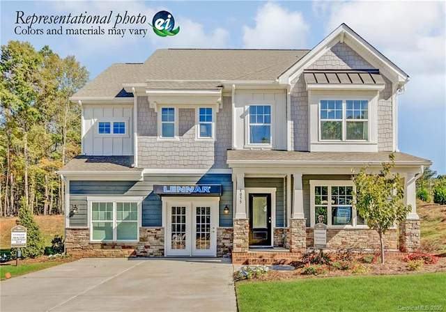 107 Falls Cove Drive #95, Troutman, NC 28166 (#3624176) :: Rowena Patton's All-Star Powerhouse