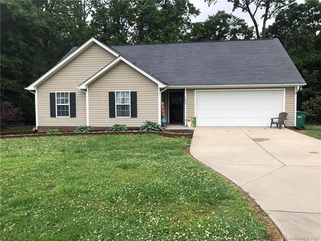 1235 Grace Court, Oakboro, NC 28129 (#3624202) :: Cloninger Properties