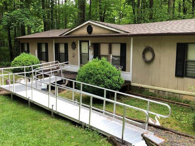 4181 Tilley Creek Road, Cullowhee, NC 28723 (#3624227) :: MartinGroup Properties