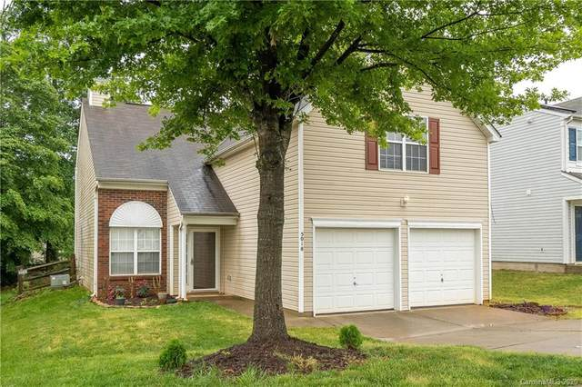5018 Acorn Forest Lane, Charlotte, NC 28269 (#3624247) :: Rowena Patton's All-Star Powerhouse