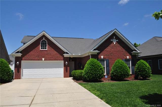 316 Wendover Drive, Locust, NC 28097 (#3624283) :: Besecker Homes Team
