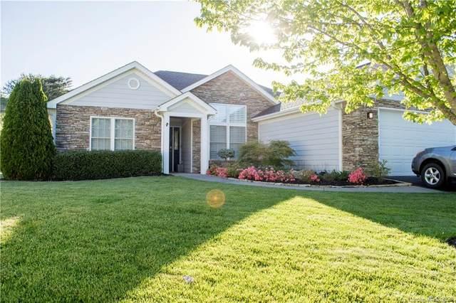 36 Slosman Drive, Asheville, NC 28806 (#3624293) :: Caulder Realty and Land Co.