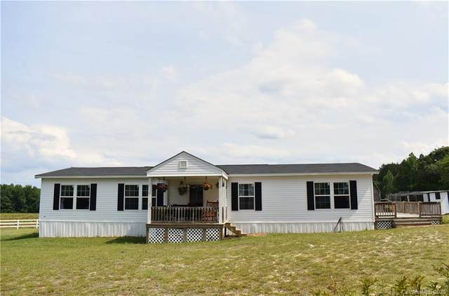 601 Community Road, Chesterfield, SC 29709 (#3624296) :: Austin Barnett Realty, LLC
