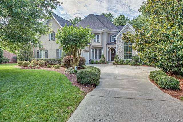 10910 Harrisons Crossing Avenue, Charlotte, NC 28277 (#3624304) :: TeamHeidi®