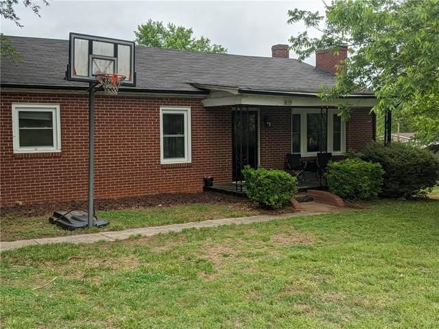 2825 Goble Road, Hiddenite, NC 28636 (#3624311) :: High Performance Real Estate Advisors