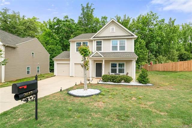 2617 Andes Drive, Statesville, NC 28625 (#3624313) :: Carlyle Properties