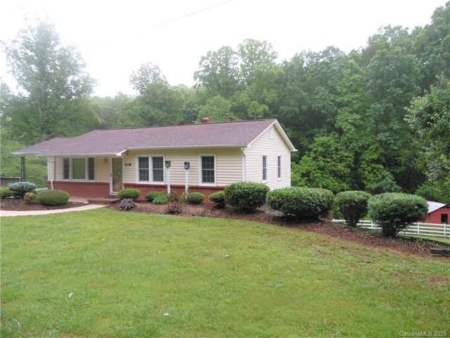 2261 Nix Creek Road, Marion, NC 28752 (#3624340) :: High Performance Real Estate Advisors