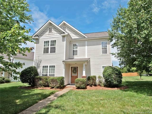 7621 Rolling Meadows Lane, Huntersville, NC 28078 (#3624411) :: Carver Pressley, REALTORS®