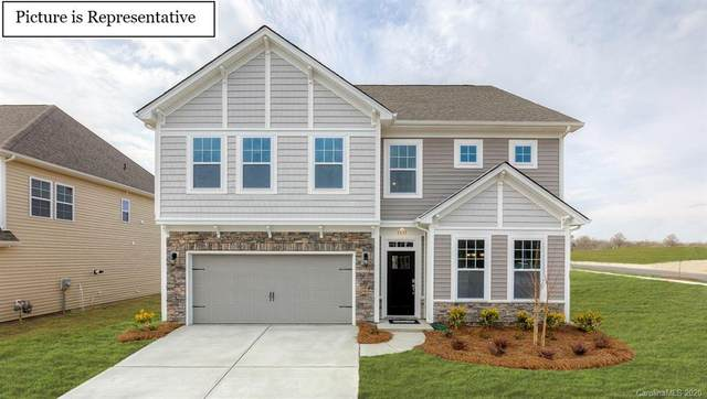3041 Burnello Court, Iron Station, NC 28080 (#3624415) :: Stephen Cooley Real Estate Group