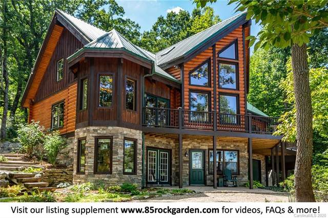85 Rock Garden Road, Black Mountain, NC 28711 (#3624424) :: Rowena Patton's All-Star Powerhouse