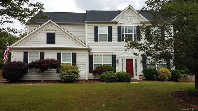 7704 Dinniston Drive, Huntersville, NC 28031 (#3624429) :: Cloninger Properties