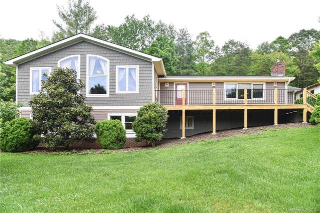 15 Shady Ridge Lane, Asheville, NC 28805 (#3624444) :: Keller Williams Professionals