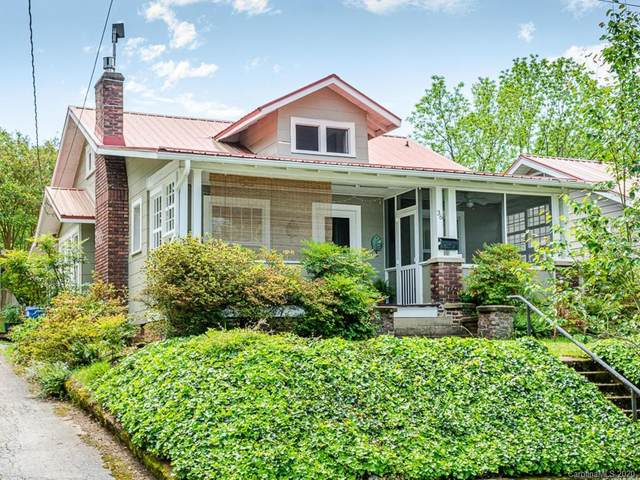 36 Maple Crescent Street, Asheville, NC 28806 (#3624484) :: Keller Williams Professionals