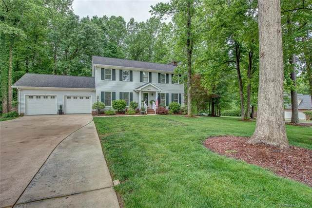 1800 Arbor Way Drive, Shelby, NC 28150 (MLS #3624497) :: RE/MAX Journey