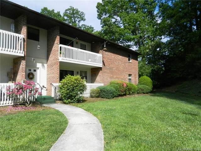103 Oakwood Place #4, Hendersonville, NC 28792 (#3624498) :: Homes Charlotte