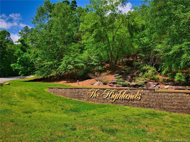 LOT 64 Bear Cliff Way, Lake Lure, NC 28746 (MLS #3624501) :: RE/MAX Journey
