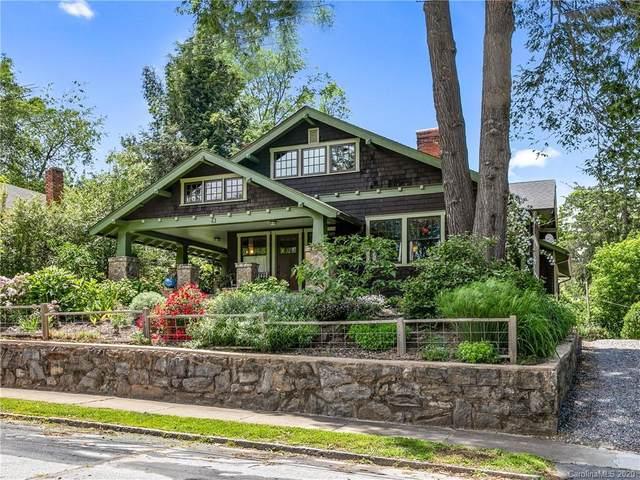 62 Henrietta Street, Asheville, NC 28801 (#3624517) :: Homes Charlotte
