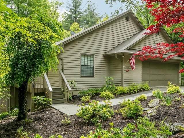 1155 Soquili Drive, Brevard, NC 28712 (#3624626) :: MartinGroup Properties