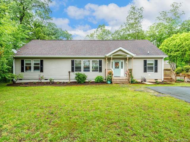 282 Goodview Drive, Hendersonville, NC 28792 (#3624638) :: Keller Williams South Park