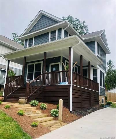 33 Lamar Avenue, Asheville, NC 28803 (#3624646) :: Besecker Homes Team