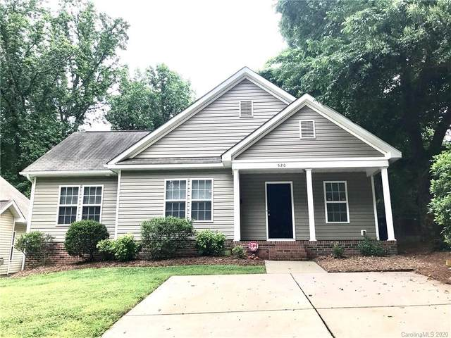 520 Pierson Drive, Charlotte, NC 28205 (#3624704) :: Stephen Cooley Real Estate Group