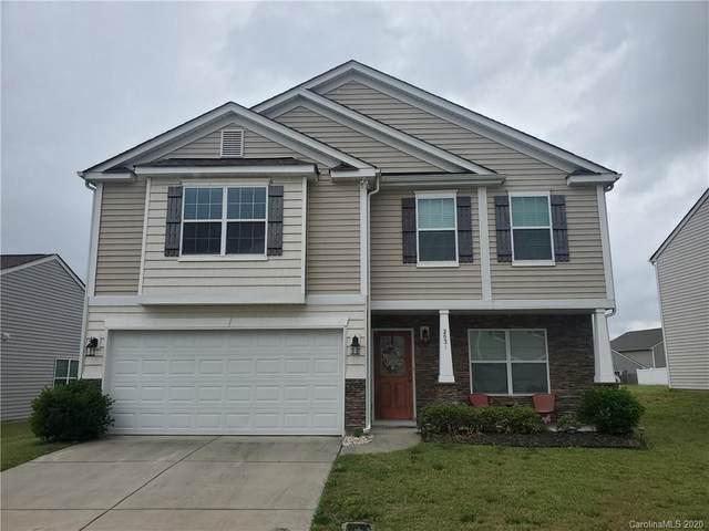 2831 Meadow Creek Drive, Dallas, NC 28034 (#3624734) :: Homes Charlotte