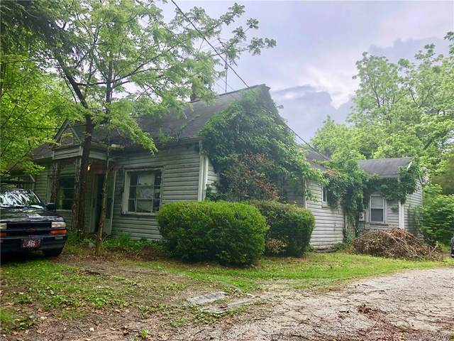 1615 Kanuga Road, Hendersonville, NC 28739 (#3624745) :: Miller Realty Group