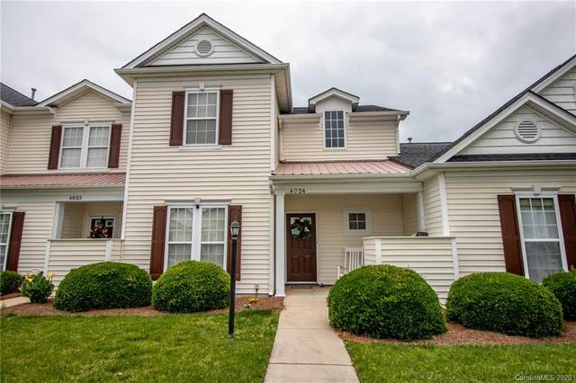 4024 Center Place Drive, Harrisburg, NC 28075 (#3624755) :: Robert Greene Real Estate, Inc.