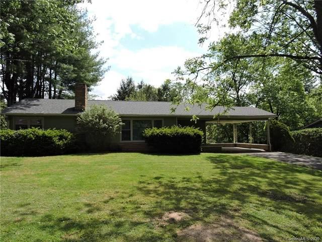 28 College Street, Weaverville, NC 28787 (#3624759) :: Carolina Real Estate Experts
