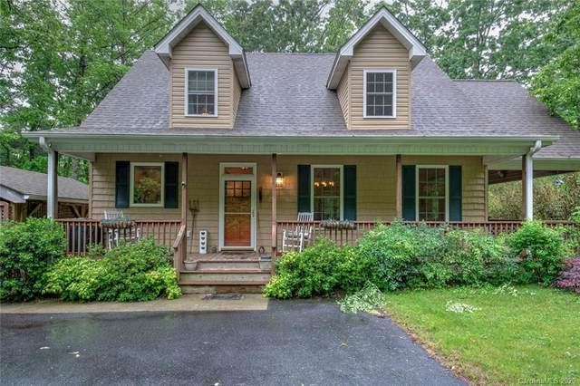 183 Jeter Mountain Road, Hendersonville, NC 28739 (#3624791) :: BluAxis Realty