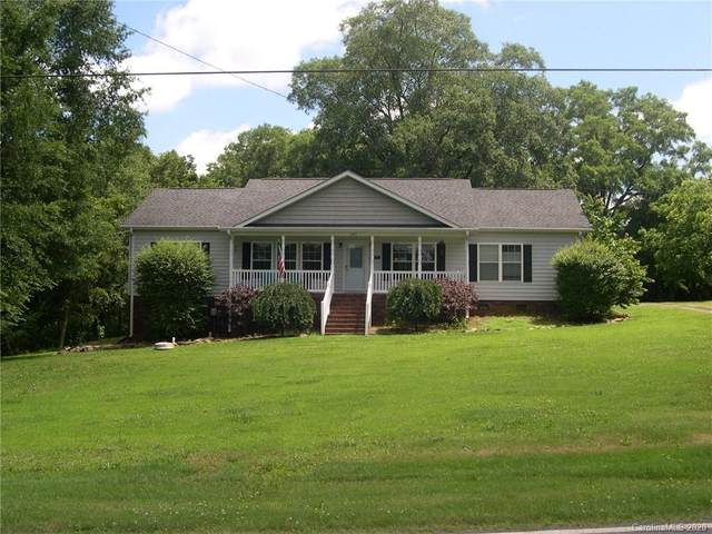 20035 Hurley Road, Oakboro, NC 28129 (#3624807) :: Zanthia Hastings Team
