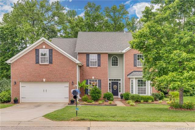 2241 Iron Works Drive #24, Clover, SC 29710 (#3624810) :: Premier Realty NC