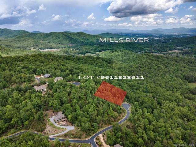 Lt 131 & 132 Watershed Way, Mills River, NC 28759 (#3624824) :: Johnson Property Group - Keller Williams
