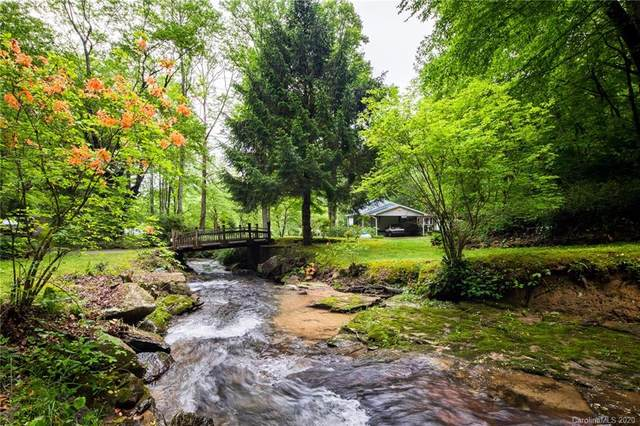 1995 Pickens Highway, Rosman, NC 28772 (#3624863) :: Homes Charlotte
