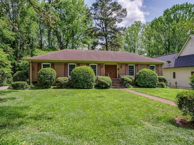 210 Wonderwood Drive, Charlotte, NC 28211 (#3624874) :: The Downey Properties Team at NextHome Paramount