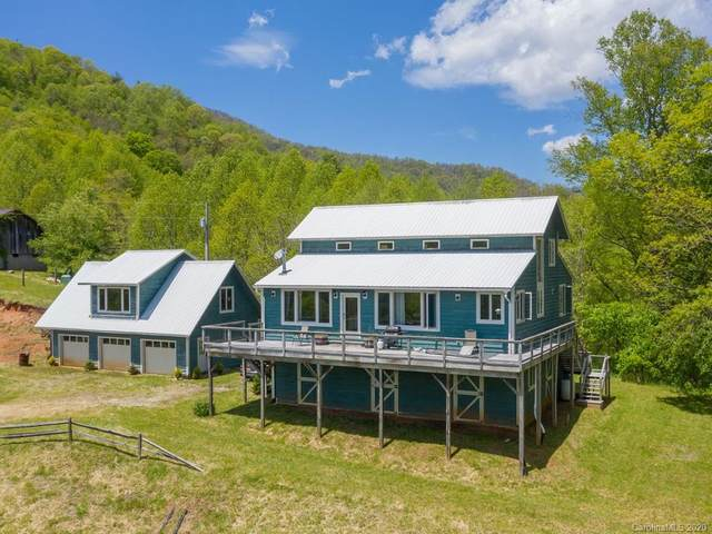 154 Paul Canipe Road, Bakersville, NC 28705 (#3624951) :: Charlotte Home Experts