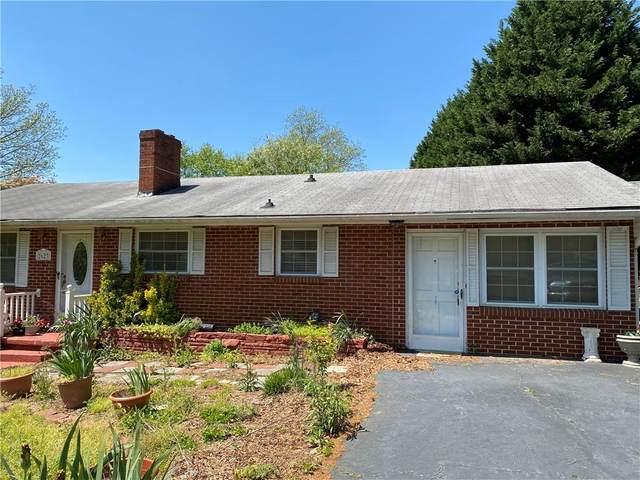 2623 13TH Street NE, Hickory, NC 28601 (#3624959) :: Mossy Oak Properties Land and Luxury