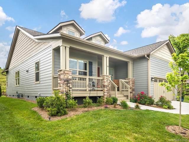 30 Sandstone Drive, Weaverville, NC 28787 (#3624960) :: Caulder Realty and Land Co.