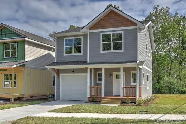 25 Crayton Park Drive #11, Asheville, NC 28803 (#3624964) :: Cloninger Properties